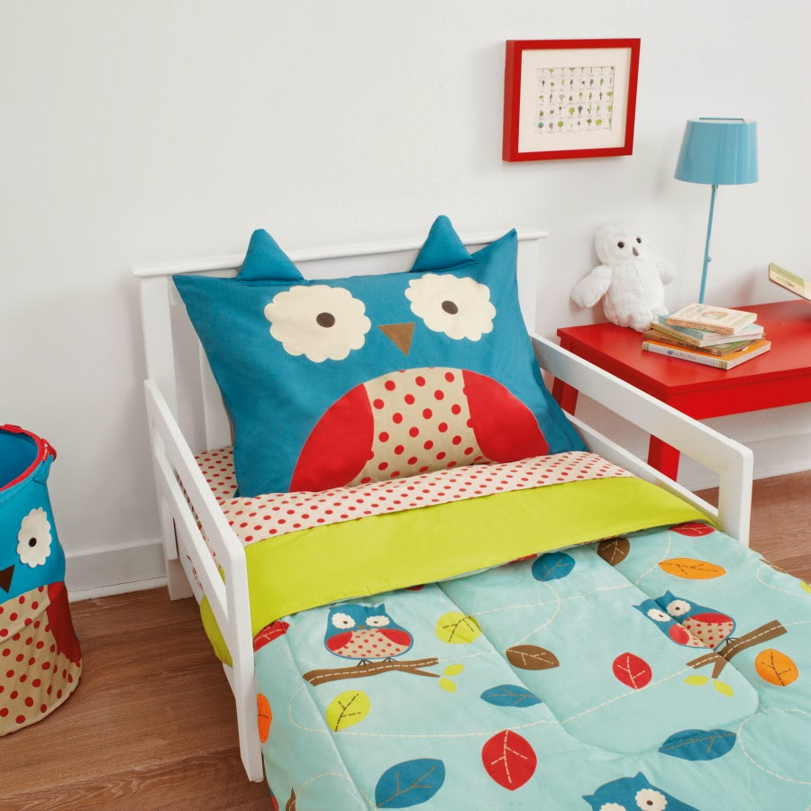 FabricLovers Blog: Hoot Hoot Hooray! Owl Theme Rooms For Kids