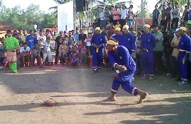 Bertandang Sejenak ke Kampung Wisata Bokor Riau