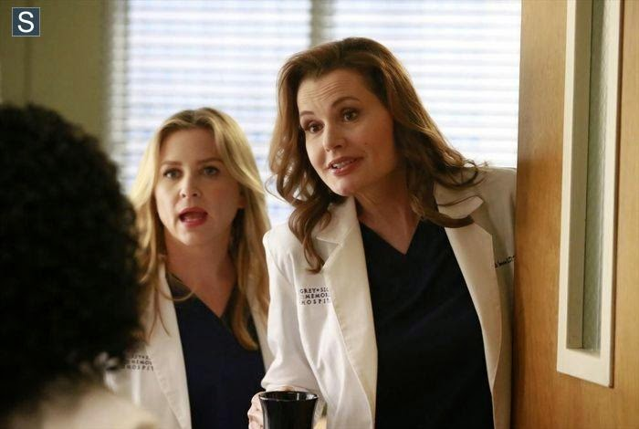 Grey's Anatomy - Risk - Advance Review