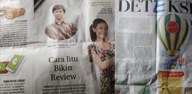 Cara Jitu Bikin Review