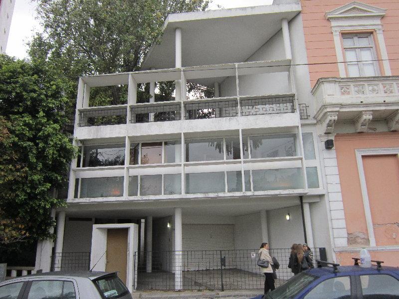 Centre for the aesthetic revolution le corbusier in la - Le corbusier casas ...