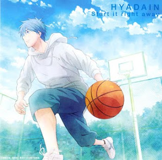 Kuroko no Basket ED Single - Start it right away