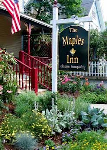 The Maples Inn, Bar Harbor, Maine is offering 10% off to RV-A-GOGO readers.