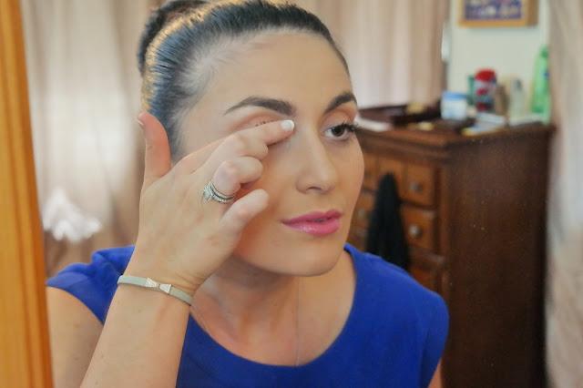 How to Fake False Lashes