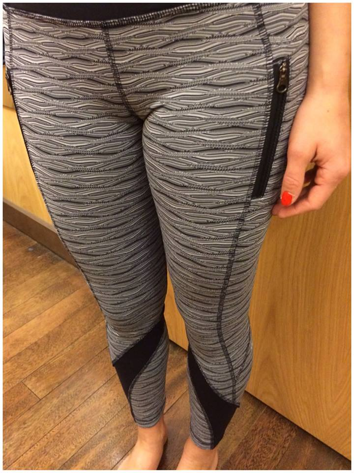 lululemon inspire tight wave