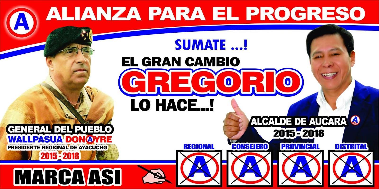 CHACRALLA Y AMAYCCA SOMOS (A)LIANZA PARA EL PROGRESO