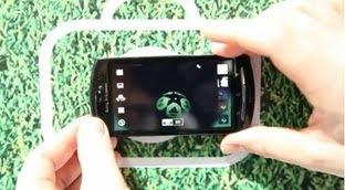 Sony Ericsson Xmor R8