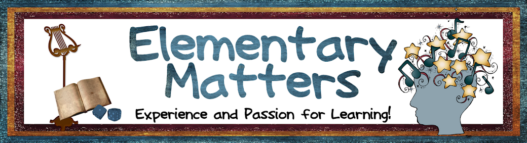Elementary Matters
