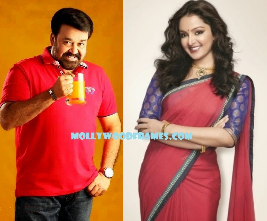 Manju Warrier to act with Mohanlal in Sathyan Anthikad movie