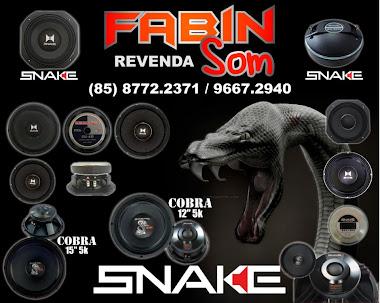 snake altofalantes