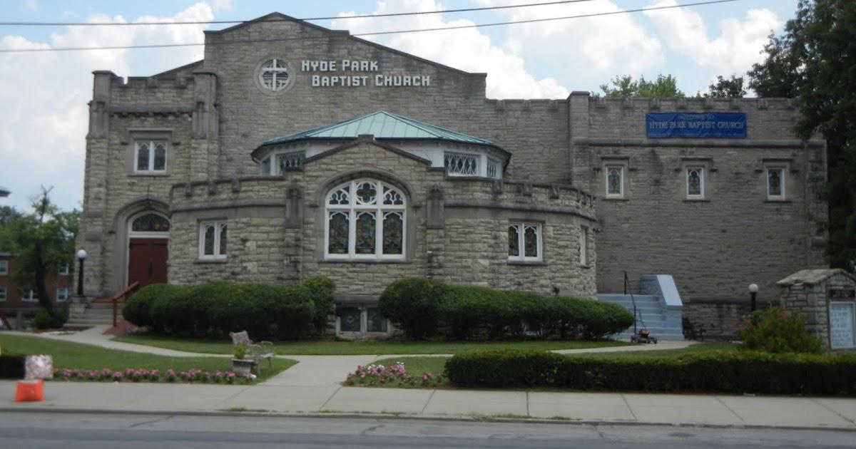 queen city tour  hyde park baptist church