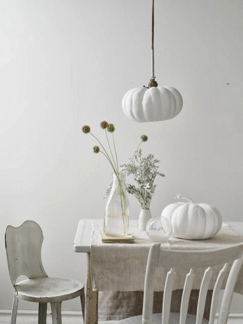 White halloween, Sweet Paul | Oyster & Pearl blog