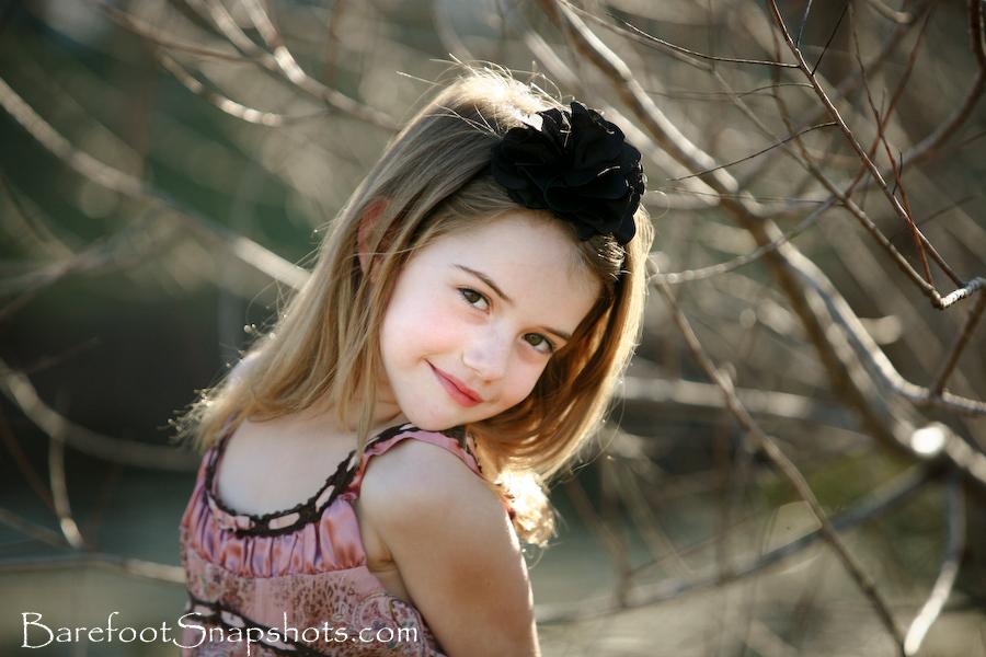 Child Modeling photo