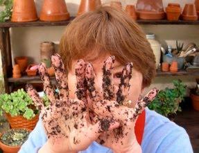Grimey Hands