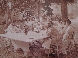 les grands parents maternels de Jean-Philippe Charbonnier