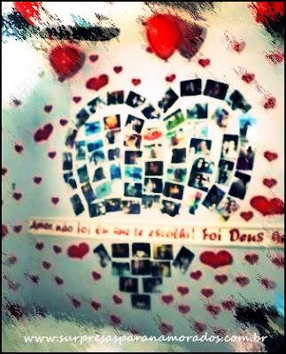 surpresa romantica no quarto da namorada