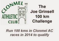 Can you race 100 kms in 2014?
