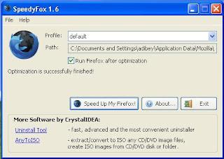 Mempercepat Kinerja  Firefox