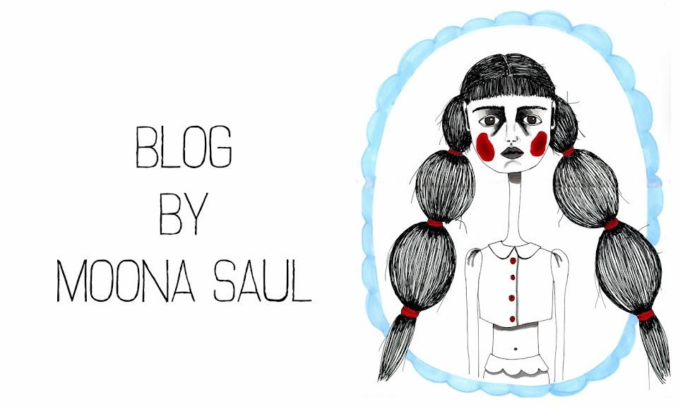 Blog by Moona Saul