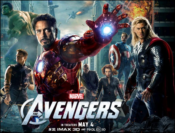 Download Film The Avenger 2012