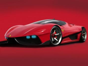 Ferrari EGO Concept Pictures