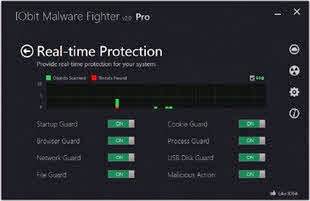 IObit Malware Fighter Pro 2.3