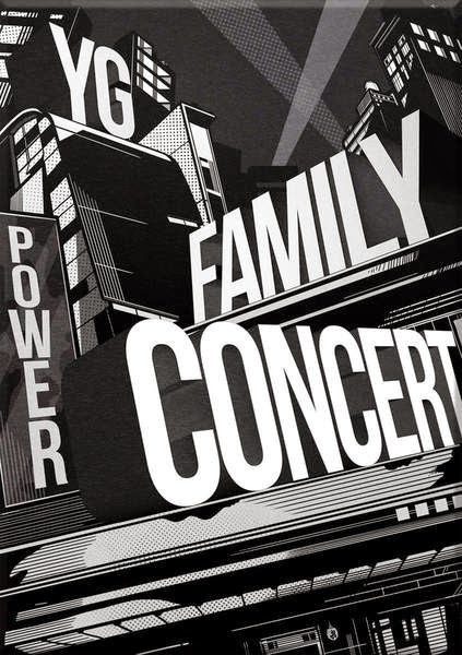 YG FAMILY     2014 YG Family Concert in Seoul LiveYg Family 2014