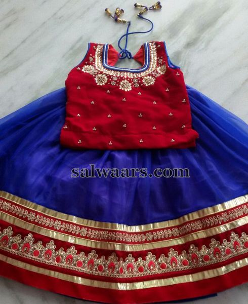 Lehenga Available for 6 Years