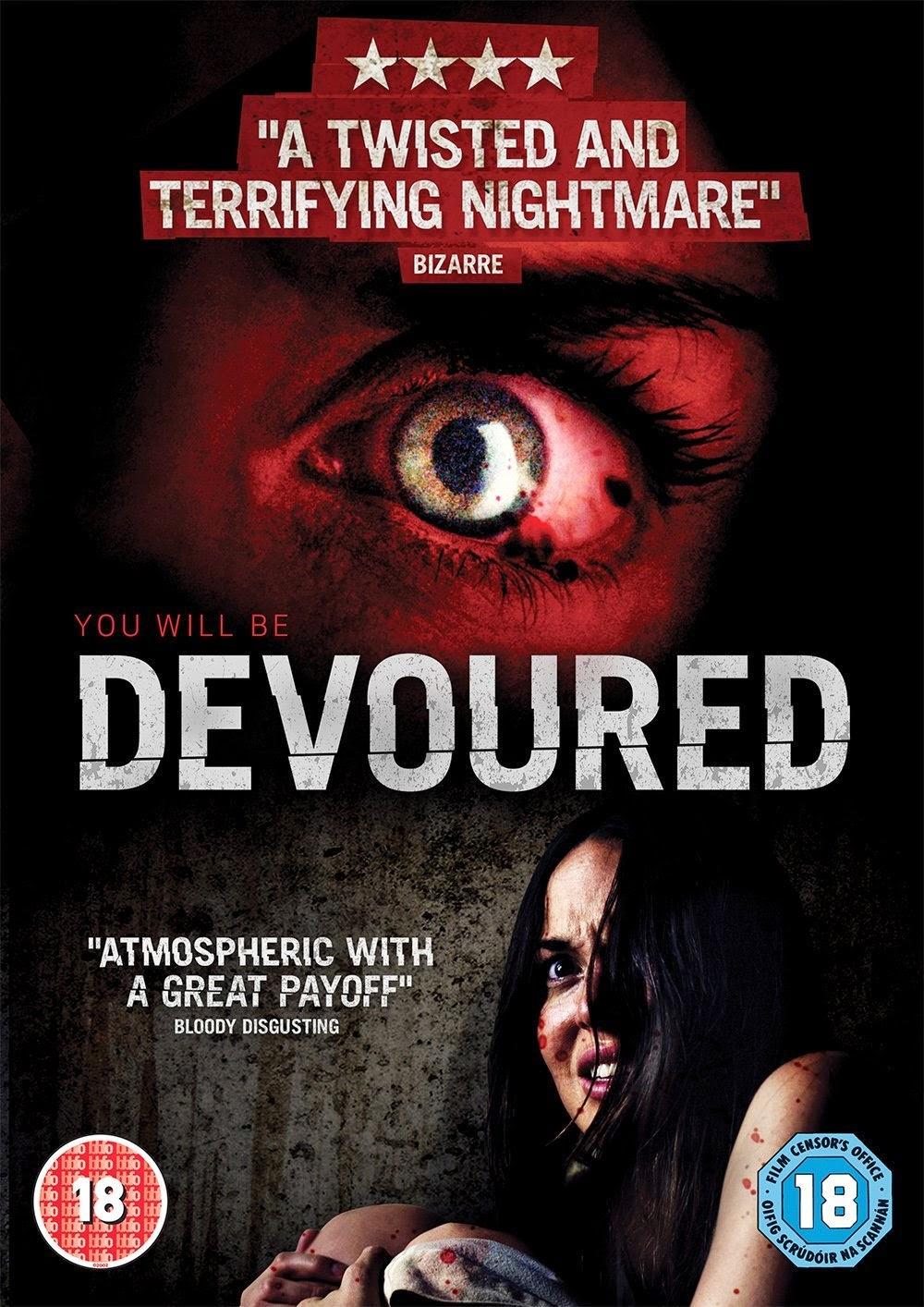Nữ Sát Nhân Điên Loạn - Devoured