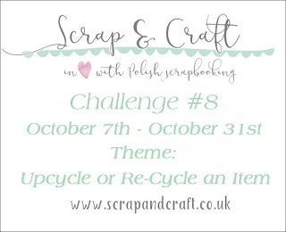UTFORDRING HOS SCRAP AND CRAFT