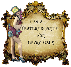 Honored to be Guest Designer for Gecko Galz