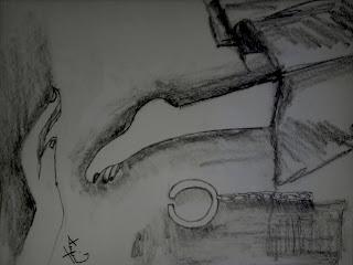Indian artist Dev