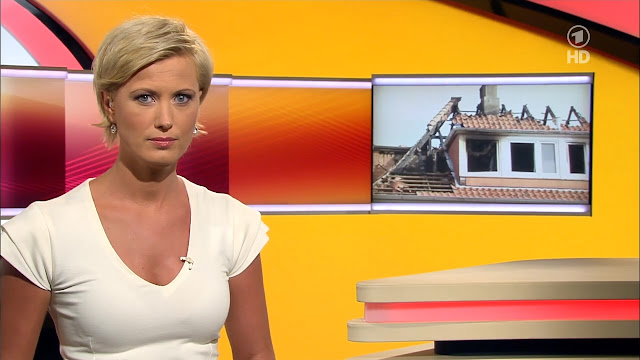 TVDeSab: Kamilla Senjo - Brisant 15.09.2012