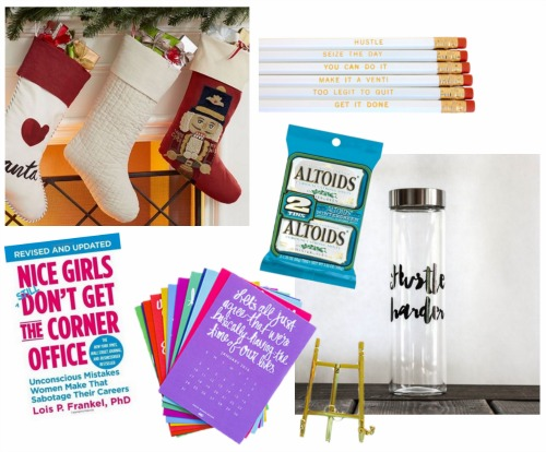 Boston blogger gift guide for the career girl