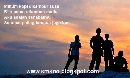 Pantun Berbalas Pertemanan Kumpulan SMS Pantun Untuk Sahabat SMSNO 483413