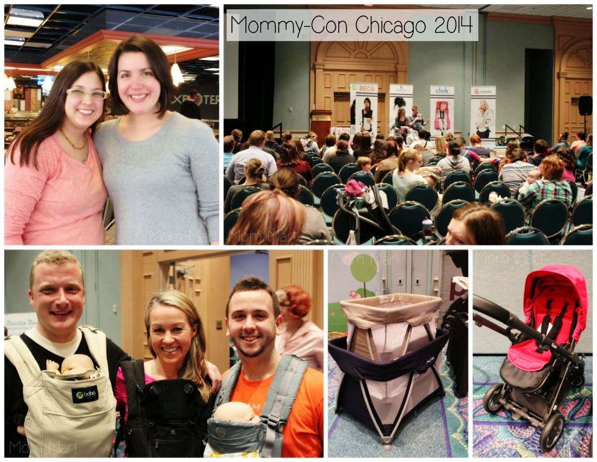 Fun at #MommyConChicago 2014 #MommyCon
