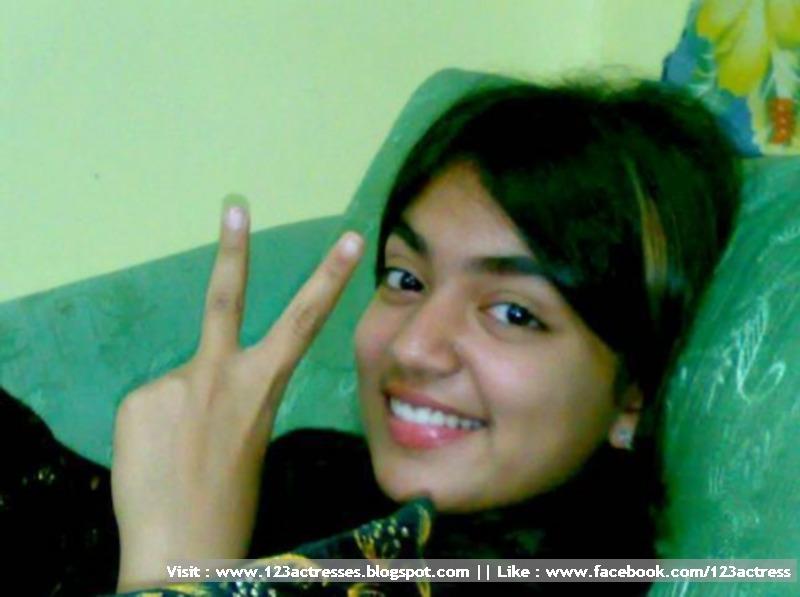Actress Nazriya Nazim Family Photos Actress Nazriya Nazim New