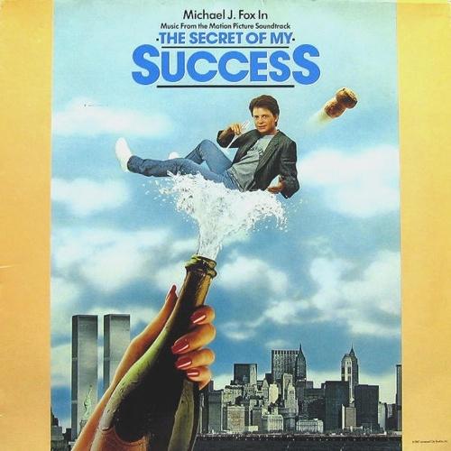 Secret of my success soundtrack list songs