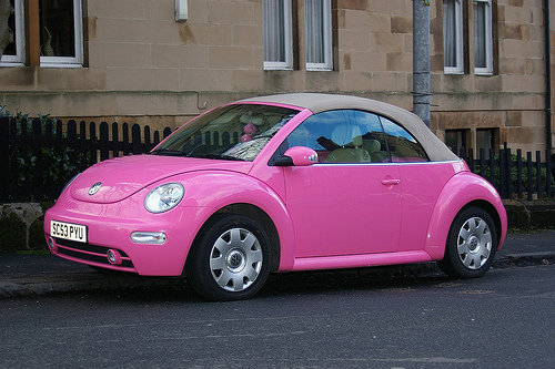 Blah Dee Blah Blah Blah Dee Blah Blah Blog Punch Buggy Wipe