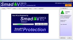 Cara Menghilangkan Blacklist dan Serial Number Smadav Rev 9.5.1 Pro