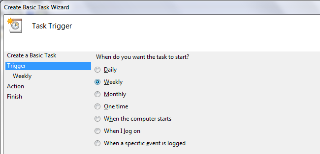 Cara Membuat File Terhapus Secara Otomatis dan Terjadwal
