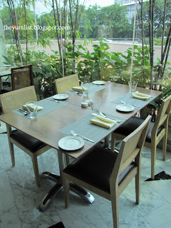 Kembali Kitchen, Best Western Premier, Dua Sentral, 4 star hotel Kuala Lumpur
