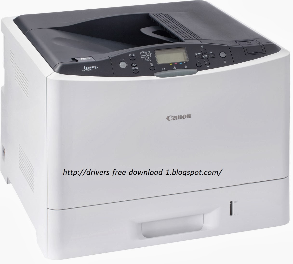 Canon LBP7780Cx Driver For Windows