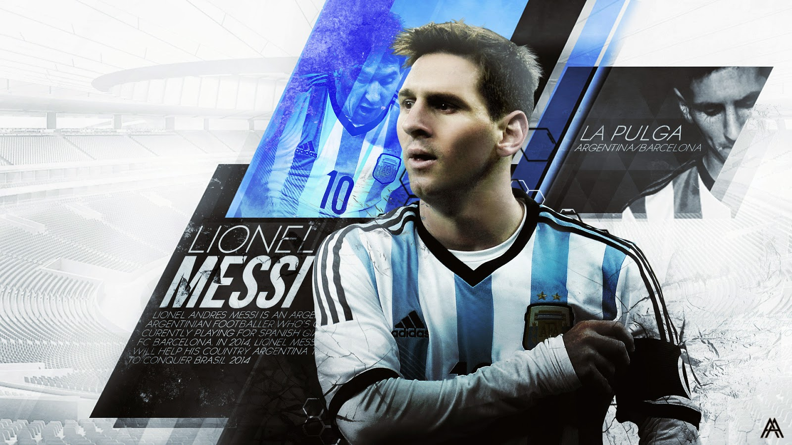 Messi 2014 FIFA World Cup