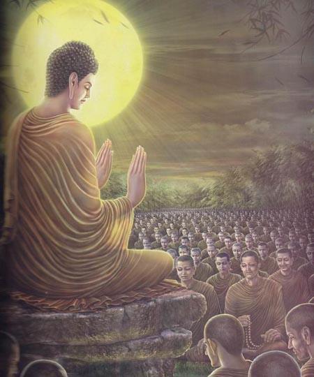 很多修行人在過去世也曾經修行過,在《金剛經》中,釋尊與須菩提曾有一段對話,須菩提問釋尊:「過了五百年後,人們還會相信《金剛經》是這麼殊勝嗎?」釋尊回答說:「須菩提,你不要這麼說。你要知道,在五百年後,很多人在五百年前也都修行過,這次再來娑婆世界就是要成就的,那是『再來人』。他也許是貪嗔癡慢疑的慢疑還沒有斷盡,所以再投胎來補足,把它徹底修完整、修空,都丟棄了,他就成就了。所以他一定會相信。」 (節錄自大佛心印廿年 悟覺妙天禪師開示)
