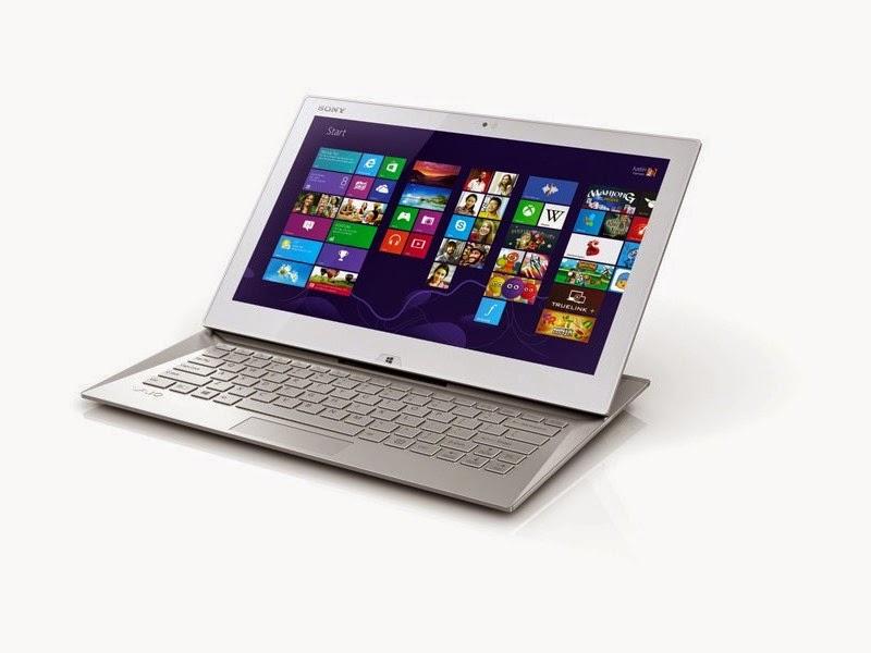Baru dan Keren!!! Daftar Laptop Tercanggih di Dunia Tahun 2015