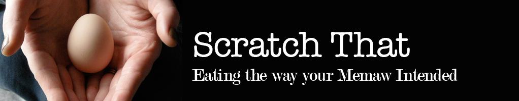 scratch that