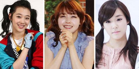 Rambut Kuncir Seleb Korea Paling Cute
