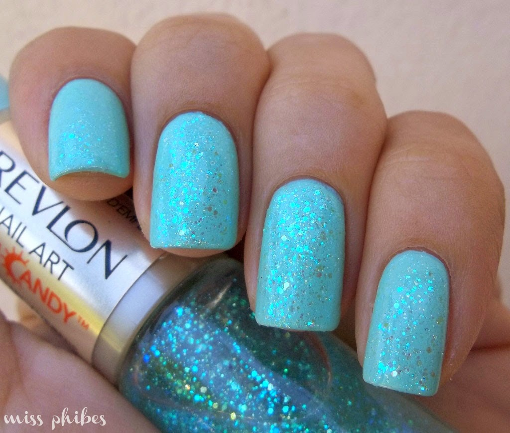 Revlon Nail Art Sun Candy Sun Shower
