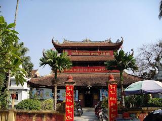 Du Asa Pagoda (Hai Phong, do Vietnã)